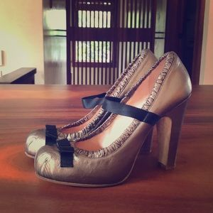 Pre-owned Marc by Marc Jacobs heels in size 38